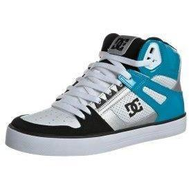 DC Shoes SPARTAN Sneaker black/turquoise/white