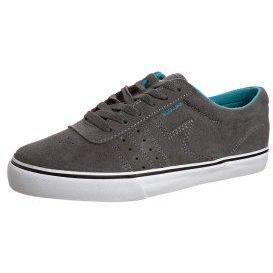 DEKLINE ARCHER Sneaker charcoal/teal