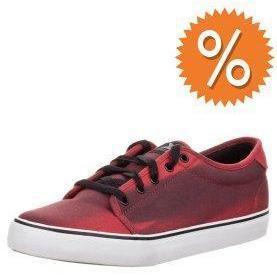 DEKLINE SANTA FE Sneaker red/black
