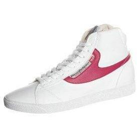 Diesel DRAGON W Sneaker high weiß/ pink