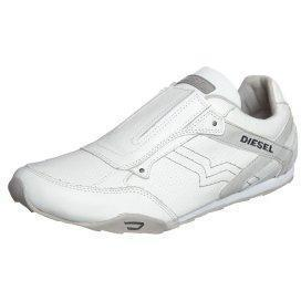 Diesel EAGLE LOOP ON Sneaker white/silver grey