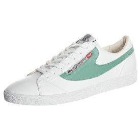Diesel EAGLE Sneaker low white/cream green