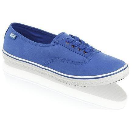 Fete Sneaker Diesel blau