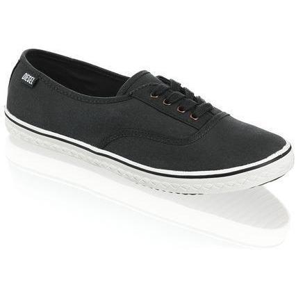 Fete Sneaker Diesel schwarz
