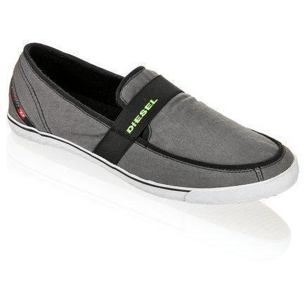 Free Good Sneaker Diesel grau
