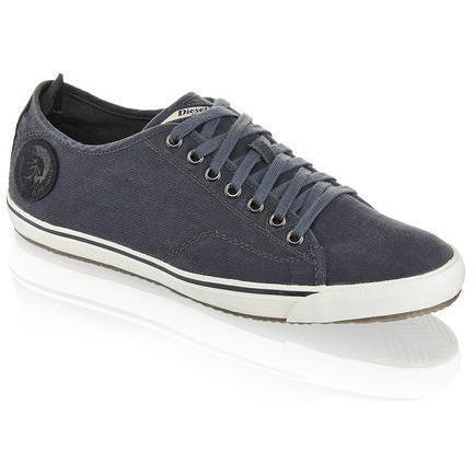 Lowday Sneaker Diesel blau