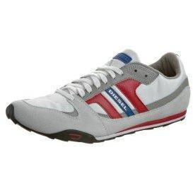 Diesel Sneaker white/flint grey/formula one