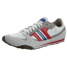 Diesel Sneaker white/flint grey/formula one