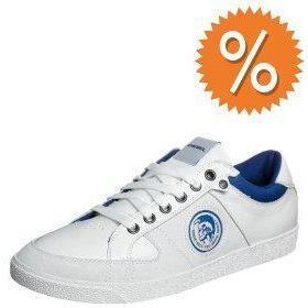 Diesel URBAN Sneaker low white/classic blue
