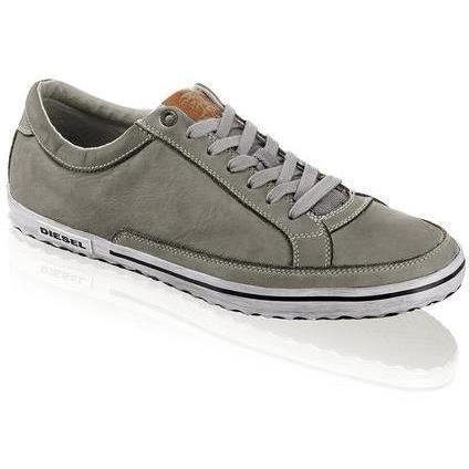 Waveday Sneaker Diesel grau