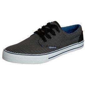 Djinn's NICE NEEDLECHECK 2012 Sneaker black