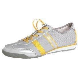 DKNY FOUNDATION Sneaker low flint/yellow