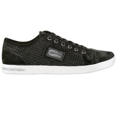 Dolce & Gabbana - Neu Silikon Tag Sneakers