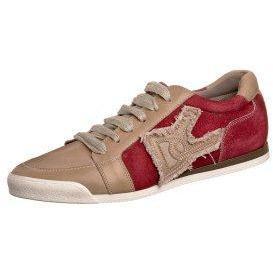 Donna Carolina RUN Sneaker low sabbia rosso
