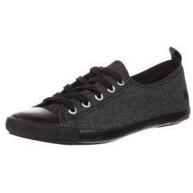 DOROTENNIS TENNIS TOILE DENIM/DENIM CANVAS Sneaker low noir
