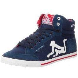 Drunknmunky BOSTON CLASSIC Sneaker high navy
