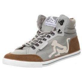 Drunknmunky BOSTON URBAN Sneaker high grey