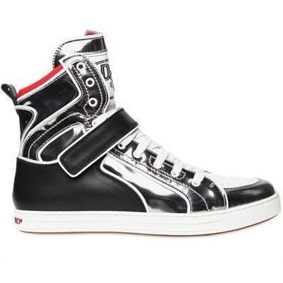 Dsquared - Spiegel Hohe Kalb Sneakers