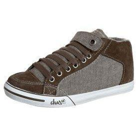 DVS FARAH MID Sneaker low brown chambray