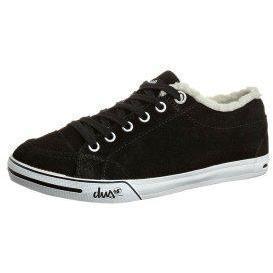 DVS FARAH Sneaker low black/sherpa