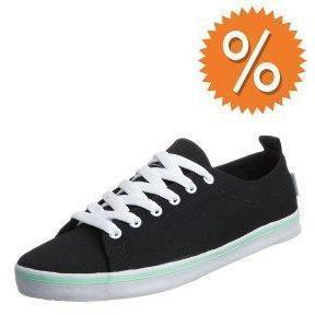 DVS REHAB Sneaker low black canvas