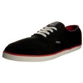 Element TOPAZ Sneaker black/red