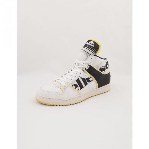 Assist High Schuhe Black White