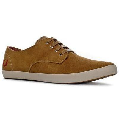 Perry Schuhe Foxx Suede ginger B9023/434