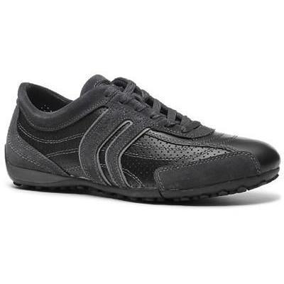 Smooth black-dark grey U01F4N/04322/C0005