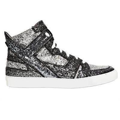 Giacomorelli - Glitzer Hohe Sneakers