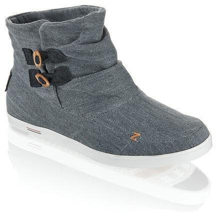 Queenie Sneaker Hub blau