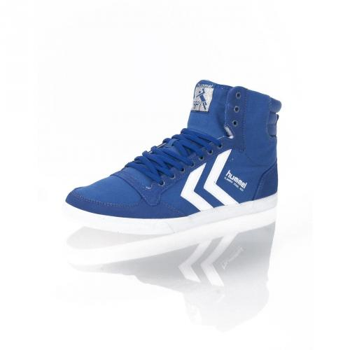 Slimmer Stadil High Canvas Limoges Blue/White