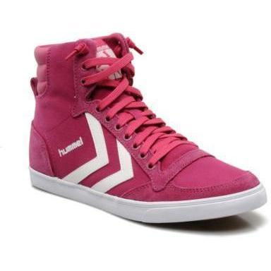 new arrival 6b671 92172 Hummel - Slimmer Stadil High Canvas W by Hummel - Sneakers ...