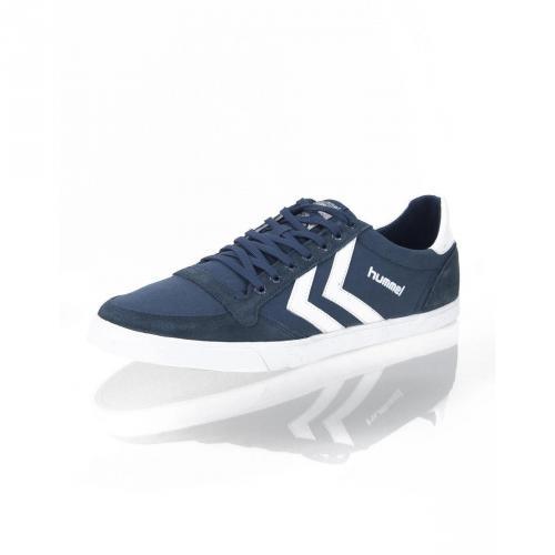 Slimmer Stadil Low Canvas Schuhe Dress Blue/White