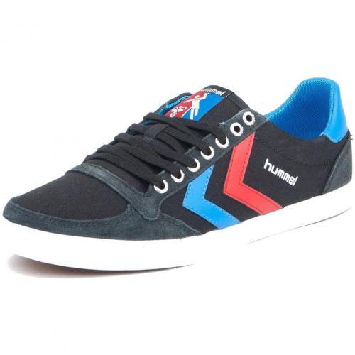 Slimmer Stadil Low Schuhe Black