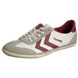 Hummel VENICE RETRO Sneaker low pristine/oxblood