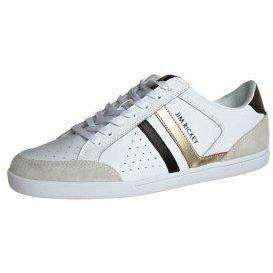 Jim Rickey COURT ADVANCE Sneaker white/black/gold