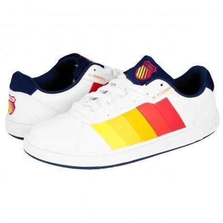 K-Swiss Altadena S Sneakers White/Navy/Formula One