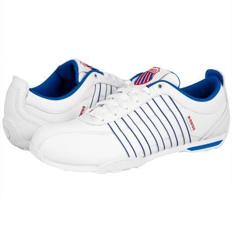 K-Swiss Arvee 1.5 Sneakers White/Classic Blue/Red
