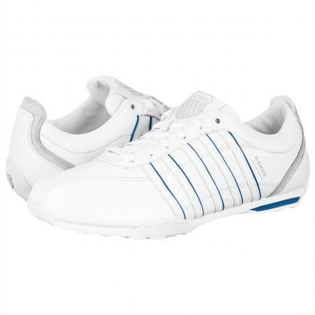 K-Swiss Arvee 1.5 Sneakers White/Deep Water/Gull Grey