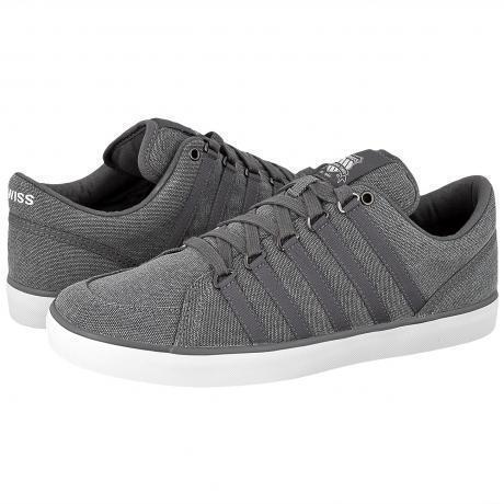 K-Swiss Gowmet 2 T VNZ Sneaker Castle Grey/White