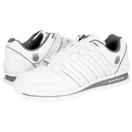 K-Swiss Rinzler SP Sneakers White/Carbon/Silver