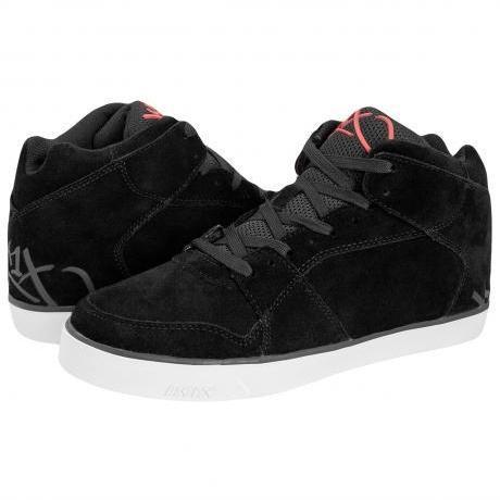 K1X Butter LE Sneakers Black/Red/White