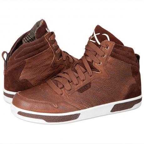 K1X H1top LE Sneakers Brown/Black