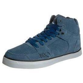 K1X LAZY HIGH VULC LE Sneaker dove blue/black/white