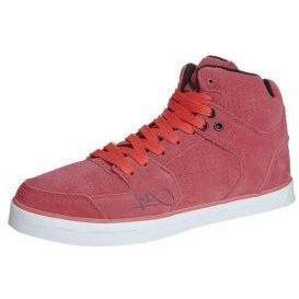 K1X LAZY HIGH VULC Sneaker red/black
