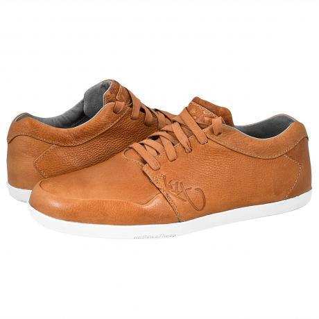 K1X LP Low LE Sneakers Brown/White Tumbled