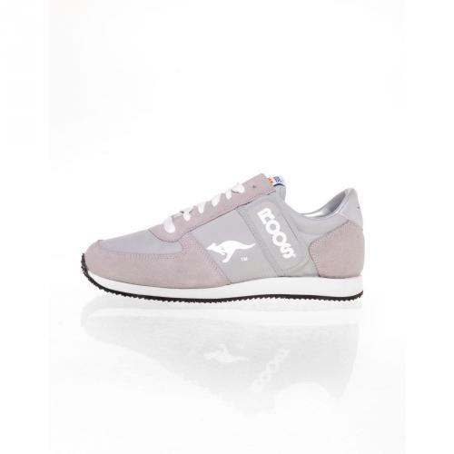Combat Sneaker Grey
