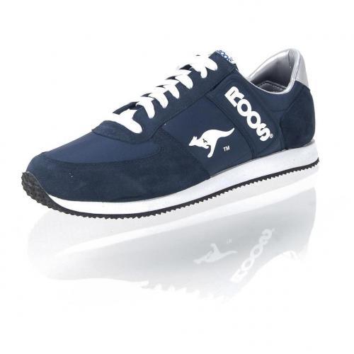 Combat Sneaker Navy
