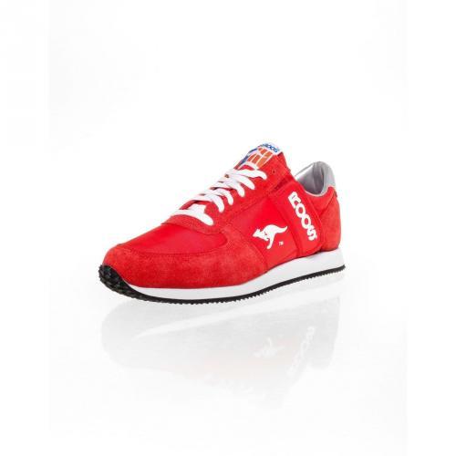 Combat Sneaker Red